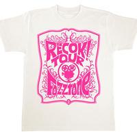 REC OK! Tシャツ 白