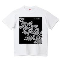 T-shirt Deep Mandelbrot