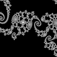 Wallpaper 1920x1080 Deep Mandelbrot Set