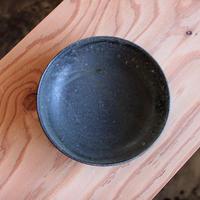 長谷川奈津:鉄釉 鉢D-b