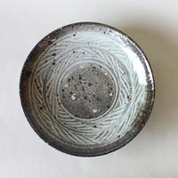 八田亨:三島手6寸皿(2)