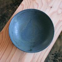 長谷川奈津:鉄釉 鉢A