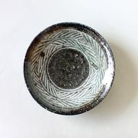八田亨:三島手5寸皿(5)