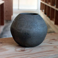芳賀龍一:黒 丸壺