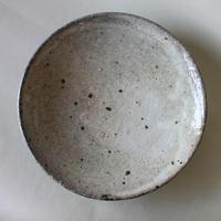 八田亨:白掛7寸皿(1)