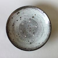 八田亨:三島手6寸皿(1)
