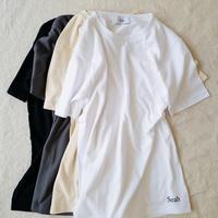 Seah ロゴTシャツ