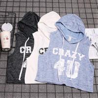 【取り寄せ商品】クロップ丈タンクトップD230