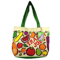 TRADER JOE'S PRODUCE RLATTER BAG〈bg-26〉【メール便送料無料】