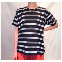 1990s コットンボーダーTシャツ