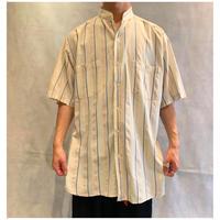 1990s コットンストライプシャツ