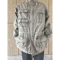 90年代 オーバーサイズフィッシング2WAYジャケット