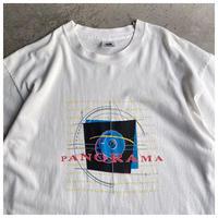 "1990s ""PANORAMA"" プリントTシャツ カナダ製"