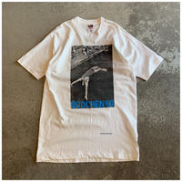 "1990s ALEXANDER RODCHENKO ""THE DIVE"" フォトプリントTシャツ USA製 デッドストック"