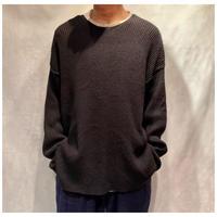 1990s オーバーサイズリブニットセーター