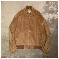 1990s スウェードデザインジャケット