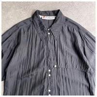 1990s シルクデザインシャツ