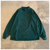 "1990s ""NIKE"" ハイネックロングスリーブTシャツ USA製"
