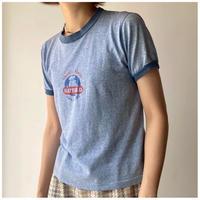 【レディース】1980s リンガーTシャツ