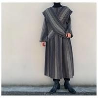"""【レディース】1990s """"NICOLE MILLER"""" デザインワンピース イタリア製"""