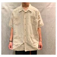 1990s リネンキューバシャツ