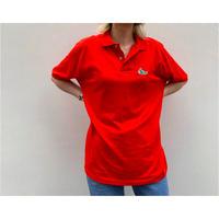 1980s ラコステパロディポロシャツ USA製