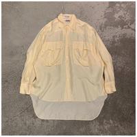 """【レディース】1990s """"GUESS"""" シルクシャツ"""