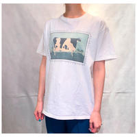 "1990s ""WARREN KIMBLE""プリントTシャツ USA製"
