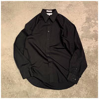 """1990s """"GIVENCHY""""コットンブレンドドレスシャツ"""