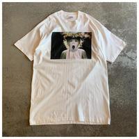 """1990s """"OH MY!""""プリントTシャツ USA製 デッドストック"""