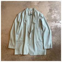 1990s ポリブレンドイージーテーラードジャケット