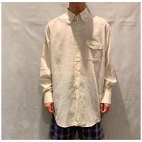 """1990s """"GIORGIO ARMANI"""" コットンブレンドドレスシャツ"""