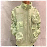 1990s ナイロンデザインジャケット