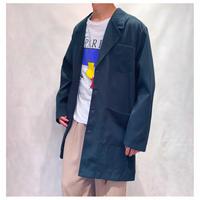1990s ポリロング丈ジャケット カナダ製