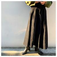 【レディース】1980s ベロアマキシ丈スカート
