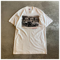 """1990s """"James Van Der Zee"""" フォトプリントTシャツ USA製 デッドストック"""