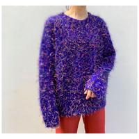 【レディース】1980s デザインニットセーター