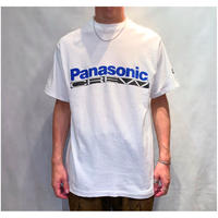 """1990s """"Panasonic"""" プリントTシャツ USA製"""