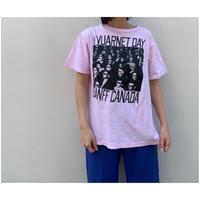 80年代 プリントTシャツ