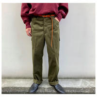 "1980s ""Czech Army"" M-85 Cargo Pants デッドストック"