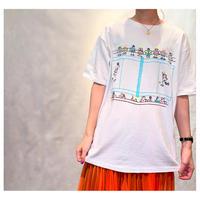 1990s プリントTシャツ