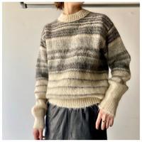 1960s アイスランディックウールニットセーター アイスランド製