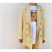 1980年代 ダブルブレステッドジャケット