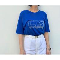 """1990s """"Levi's""""プリントTシャツ"""