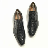"""GUCCI"" patent-leather dress shoes ブラック27,5cm"