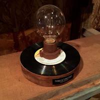 "45 Edison Lamp Stand ""PIONEER MUZIK"""