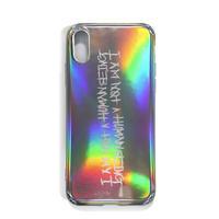 【IMXHB】PHONE CASE ( IPHONE X) - HOLOGRAM