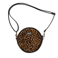 【Fray】FRAY CIRCLE PIPNG BAG LEOPARD