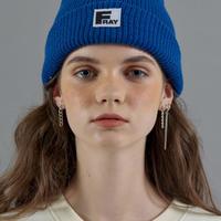 【FRAY】FRAY LOGO BENIE - DEEP BLUE