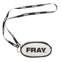 【Fray】FRAY COIN POUCH WHITE
